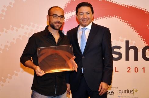Arquizano interiorismo – Entrega premios Futurshop 2012
