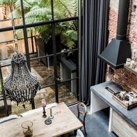 La casa del empresario y diseñador de interiores Marius Haverkamp