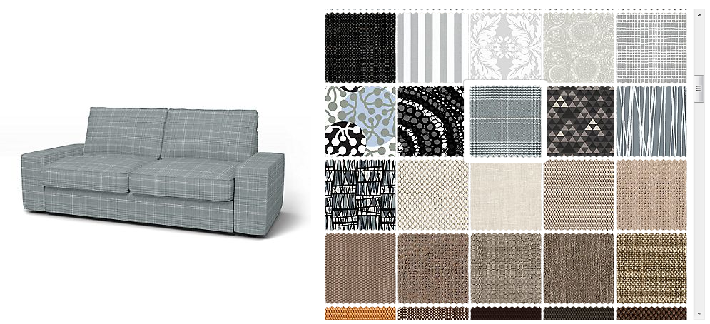 Personaliza tus muebles de ikea decorapolis for Tela para forrar muebles