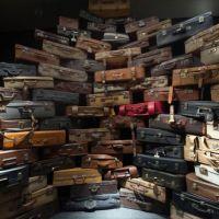 La memoria de los objetos observada por la artista japonesa Chiharu Shiota