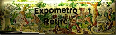 Expo Retiro por MIngote. Estación Metro Retiro. Madrid (Foto propia)_thumb[1]