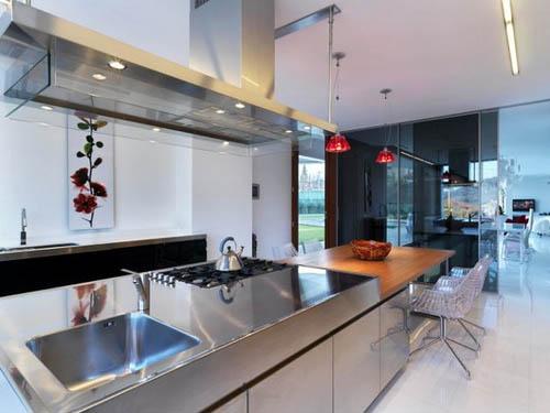 Ideas de interiorismo para casa decorapolis - Cocinas muy modernas ...