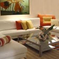 Cómo decorar tu sala de estar con cojines
