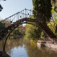 Los Secretos del parque del Capricho de Madrid