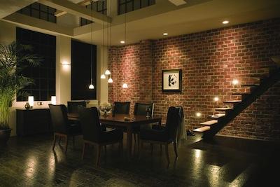C mo elegir la iluminaci n adecuada para tu casa decorapolis - Iluminacion para comedor ...