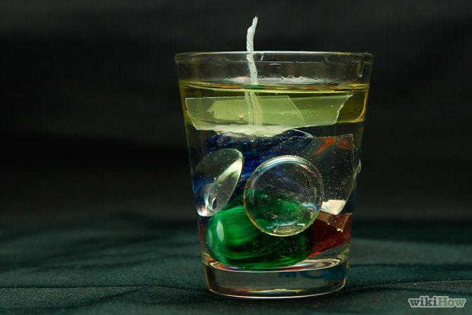 C mo hacer velas de agua en 7 pasos decorapolis - Velas de agua ...
