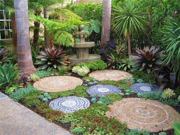 Decorar El Jardin Con Poco Dinero Interesting Decorar Jardn With