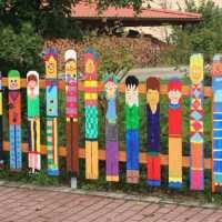 Las 10 vallas de jardín DIY más creativas y menos convencionales